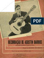 Giacomino Recordacao de Barrios
