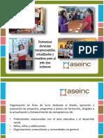Asociación para el desarrollo de la educación integral y comunitaria