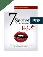 7 Secretos de Una Primera Salida Perfecta
