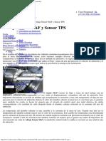 Voltaje Sensor MAF y Sensor TPS - Blog Tecnico Automotriz