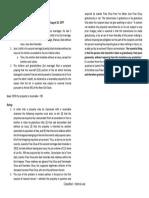 B. 2. Chua vs. CFI