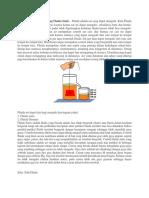 Materi Fisika SMA Tentang Fluida Statis