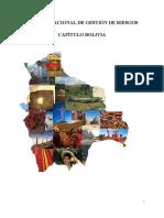 Informe Nacional de Gr Capítulo Bolivia