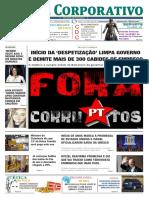 Jornal Corporativo Nr_3025 de 04,05 e 06 de janeiro de 2019