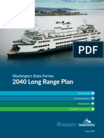 WSF - 2040 Long Range Plan - January 2019