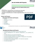 Presentación PMI