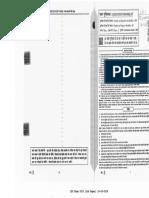 16-9-2018 Second Raj Ldc Paper