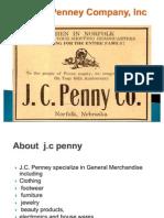 j.c penny