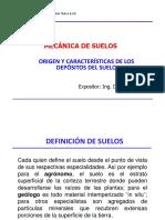 Origen Del Suelo