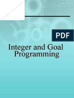 Integer & Goal