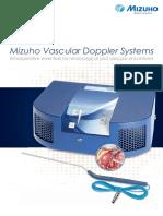 Mizuho Vascular (Transcranial) Doppler