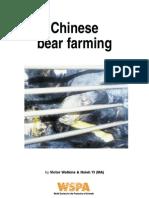 Bear Farming