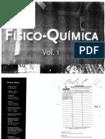 Fisico-química Volume 1 David.w.ball