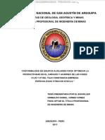 Manual Productividad Carguio Acarreo Mineria Analisis Datos Operaciones Mineras Peligros Control Mantenimiento Vias