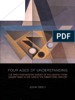 (Toronto Studies in Semiotics and Communication) John Deely-Four Ages of Understanding_ the First Postmodern Survey of Philosophy From Ancient Times to the Turn of the Twenty-First Century-University