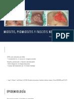 Fascitis - Miositis