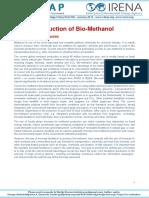 I09IR Bio-methanol MB Jan2013 Final GSOK