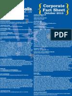FactSheet October 2010
