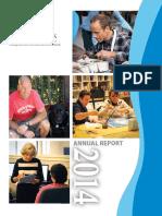 Annual Report 11.06.14