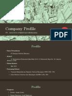 Company Profile PT. BPB