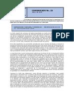 Corte Constitucional - Comunicado de Prensa No. 25 del 05 de Julio de 2018