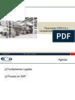 Presentación Facturación CFDI 3.3 y Complemento Comercio Exterior v2