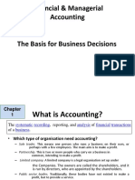 CHAPTER 1 Introduction to Financial Accounting