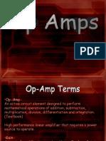 Op Amp Presentation