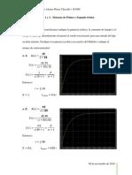 Sistemas de primer y segundo orden, 1ra y 2da tarea..pdf