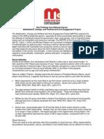 MCPCE Survey Key Findings 10-19-10
