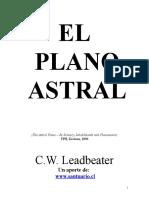 El Plano Astral