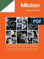 Mitutoyo - Katalog USA-1005