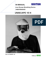 Uniscape 15h Instruction Manual