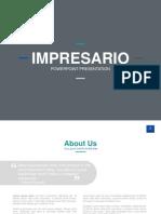 Impresario 4x3 - Corporate - Light