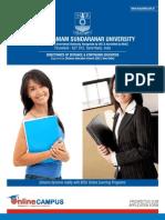 MSU Online Prospectus