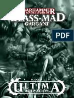 Glass Mad Gargant