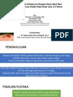 Laporan Kasus Malaria pada anak