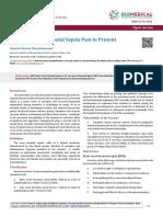 Neonatal Sepsis Past to Present