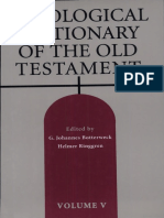 Theological Dictionary of the Old Testament 05