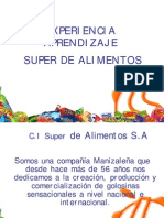 Alimentos Marketing)