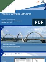 Aula 01 - Pontes e Grandes Estruturas
