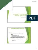 Legislatie europeana in cercetare