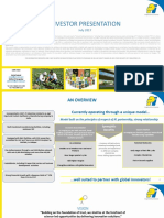 PI Industries Investor Presentation_July 2017