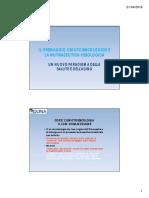 ATTI Del CONVEGNO Drenaggio e Nutraceutica Seminario 18.04.2016
