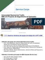 UNT Presentation of CSC Project spanish Version  26.03.2015