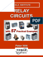 Relay Circuits With 57 Practical Examples - TESLA INSTITUTE