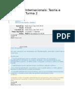 REL-2018-2 - Exercicio de Fixação - Modulo I