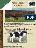Razas Vacunas Lecheras-J. Vargas