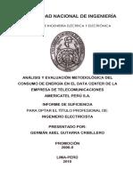 Gutarra_cg_análisis y Evaluación Del Consumo de Energía en El Data Center