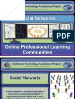 Social Networks In Education Handout